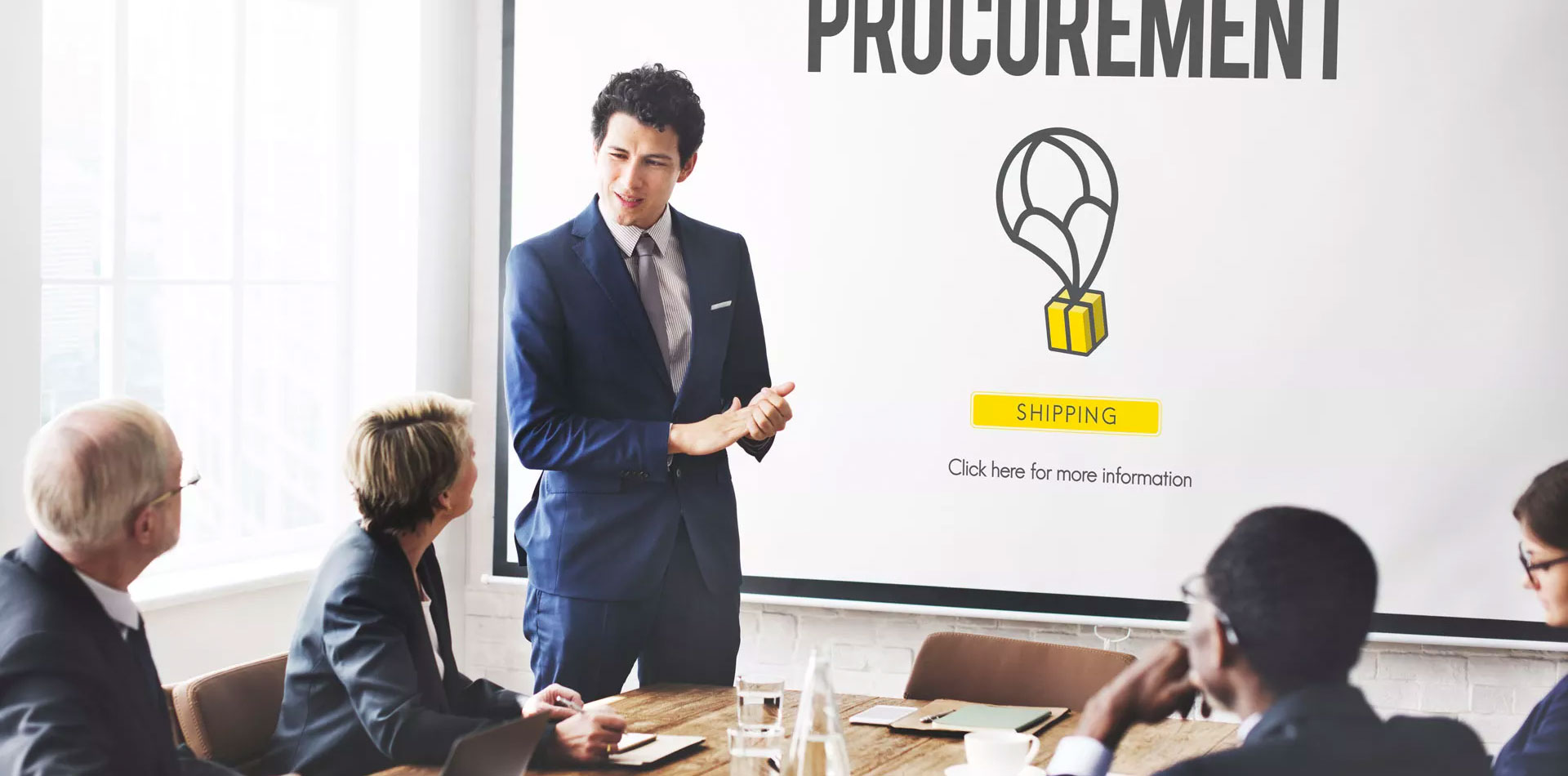 hardware and software procurement services from Nxt IT